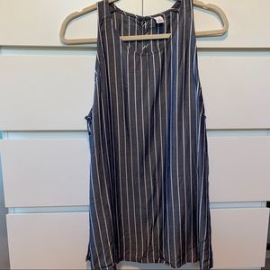 Old Navy Striped Blouse-XL